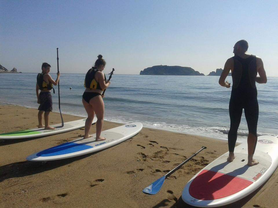 Medaventura Paddle Surf Courses