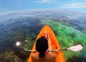 Alquiler/Curso de Kayaks