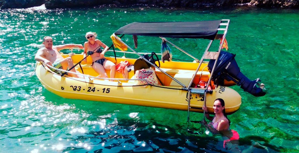 No license Boat Rental