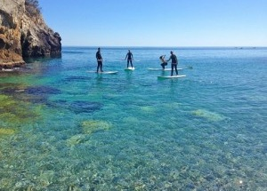 Location Cours Paddle Surf