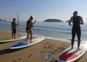 Alquiler Cursos Paddle Surf